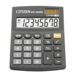 Калькулятор Citizen SDC-805BN