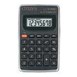 Калькулятор Citizen LС-503